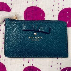 New Kate Spade Pershing Street Poppy Wallet